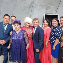 Национальным колоритом, вкусным чак-чаком и зрелищной борьбой куреш запомнился жителям и гостям города национальный татаро-башкирский праздник Сабантуй, который 12 июня прошёл в Миньяре на стадионе «Труд».