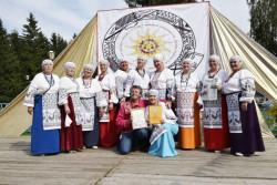 Русский народный фольклорный ансамбль «Хусточка»