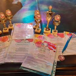 Театральный коллектив «Максимум» успешно выступил намеждународноммногожанровомконкурсе «Турнир талантов»
