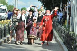 17 ИЮЛЯ День фольклора.