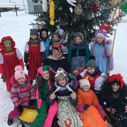 7 января праздник Рождества Христова