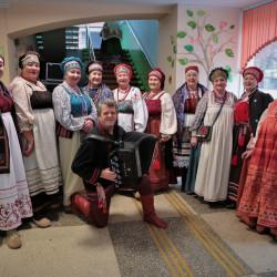 Сегодня впервые 17 июля по всей стране проводится Всероссийская акция «Единый день фольклора».