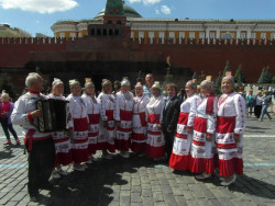 Народный ансамбль чувашской песни «Пилеш»