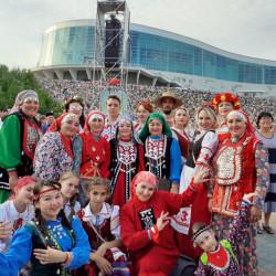 ✨Флешмоб в национальных костюмах#якультурноенаследие