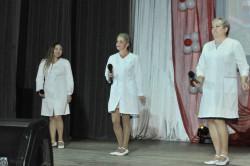 18 июня в районном Доме культуры в преддверии Дня медицинского работника состоялось торжественное мероприятие, в котором приняли участие ветераны и ведущие специалисты Иглинской центральной районной больницы.